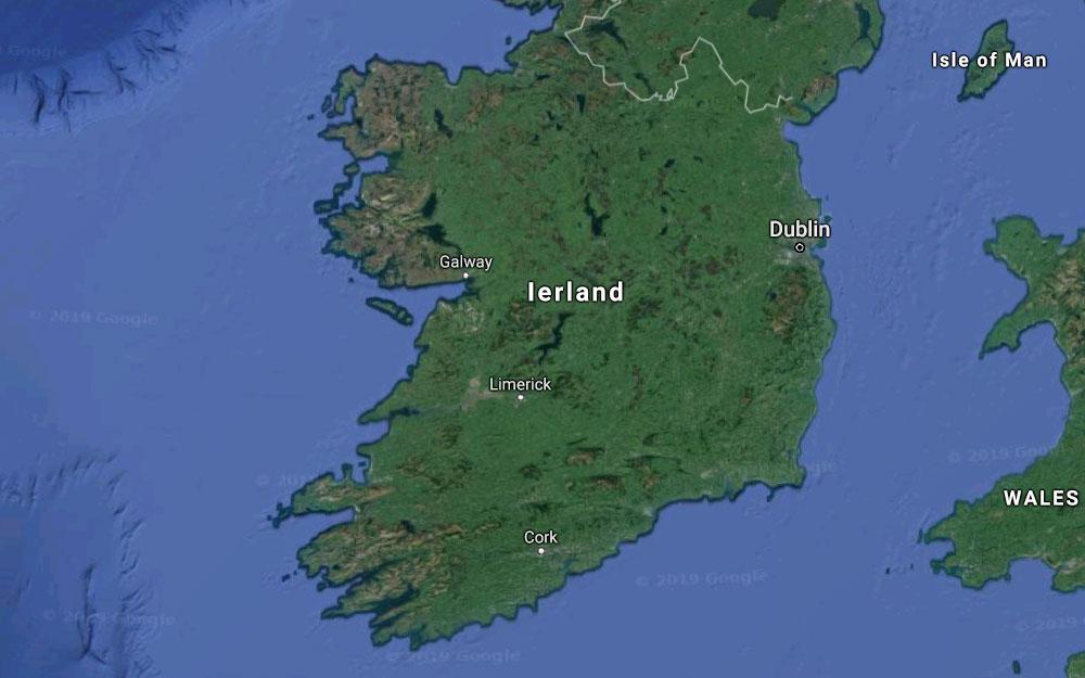 Ierland 2014