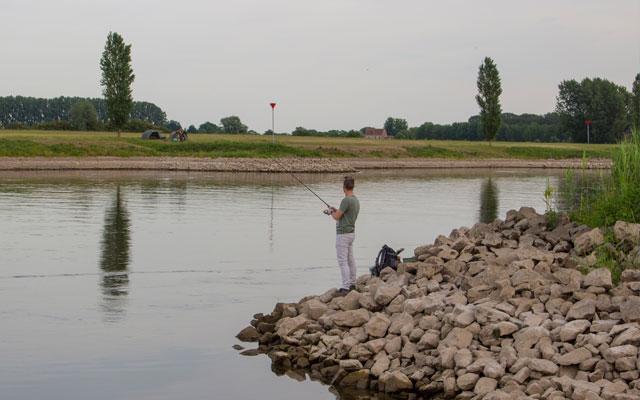 Even snel naar de IJssel…